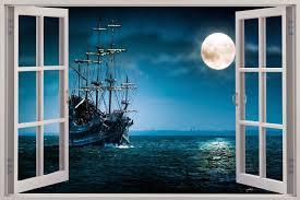 3d pirate ship wallpaper wallpapersafari diy materials wallpaper accessories wallpaper rolls sheets