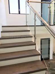 jack ca modern stainless steel cable and glass railing