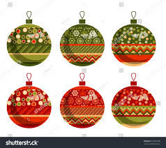 new year traditional ornament patchwork stock vector