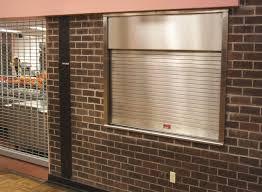 Overhead Roll Up Door Overhead Roll Up Door Single Car Garage Door With Windows Single