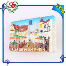 sg0592 fine craftsmanship rudeshim am rhein fridge magnet home