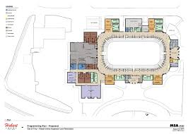 arena u0027s 7 3m plans move forward troy daily news