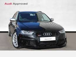2015 audi rs4 used audi rs4 2015 for sale motors co uk