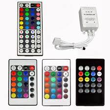 rgb led light controller ebay