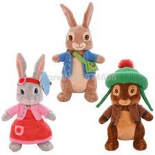 rabbit and benjamin bunny new rabbit benjamin bunny bobtail plush doll 30cm