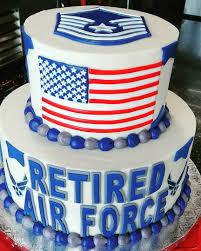 Flag Cakes Cakes