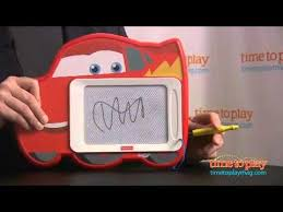 cars 2 doodle pad from fisher price youtube