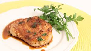 garlic u0026 brown sugar pork chops recipe laura vitale laura in