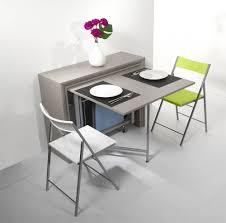 table rabattable pour cuisine table pliante archi grey galerie avec table de cuisine murale