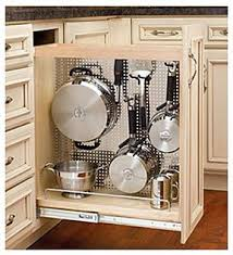 Cabinet Storage Ideas Best 25 Pan Organization Ideas On Pinterest Organize Kitchen