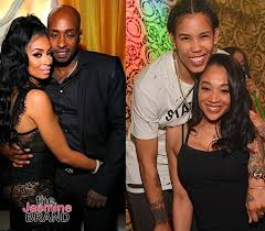 Meme From Love And Hip Hop New Boyfriend - karlie redd black ink crew s ceasar mimi faust wnba girlfriend
