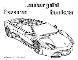 lamborghini sketch free printable drawing sheets car coloring page lamborghini