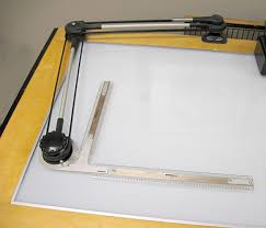 Vemco Drafting Table Museum Of Forgotten Supplies Vemco Drafting Arm On Light