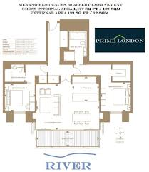 residences south bank london