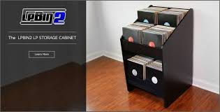 Record Storage Cabinet Welcome To Lpbin Lp Storage Vinyl Record Storage Cabinets