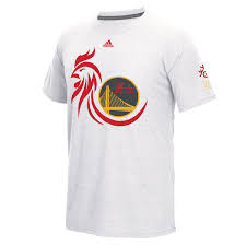 new year t shirts men s golden state warriors adidas white 2017 new year