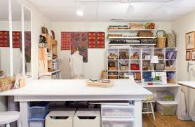 an inside look at mary ray u0027s sewing studio threads