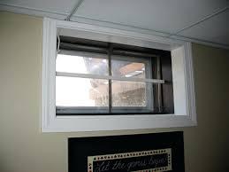 Basement Window Curtains Curtain Curtains Basement Window Treatments Photos Mini For