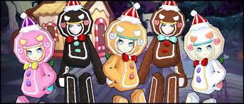 Halloween Costumes Gingerbread Man Halloween Nightmare Elsword U2013 Free Action Mmorpg