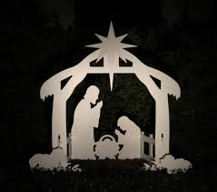 Christmas Garden Decorations For Sale christmas outdoor nativity scene yard nativity set outdoor