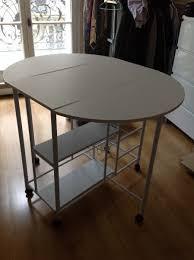 table de cuisine pliante recyclage objet récupe objet donne table cuisine pliante à