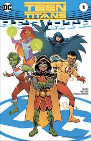 teen titans comics cues hit cartoon u2014