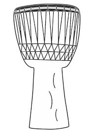 djembe drum clipart clipground
