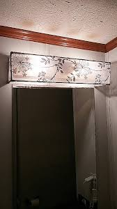 diy fluorescent light covers decorative fluorescent light covers diy beautiful update hollywood