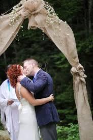 wedding arches hobby lobby diy burlap wedding arch burlap covered wedding arch worcester