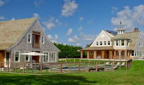 cape cod farm house barn style garage polhemus savery dasilva