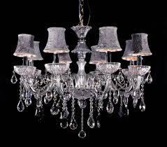 Chandelier Lamp Shades With Crystals by Antique Contemporary Lighting Chandeliers All Contemporary Design