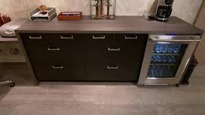 Office Bar Cabinet Home Office Bar Fridge Video Hgtv