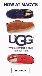 ugg boots sale at macy s shop all macy s mens shoes mens footwear macy s