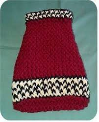 free patterns knitting on a loom dog sweater knitted on a loom is