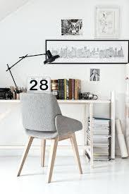 bureau stylé chaise bureau scandinave bureau style scandinave petit bureau