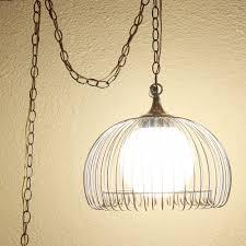 plug in hanging light fixtures home lighting plug in hanging light vintage living room cord