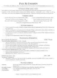 Field Service Engineer Resume Sample Resume Sample