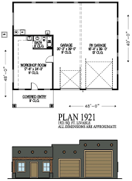 garage floor plans with workshop garages