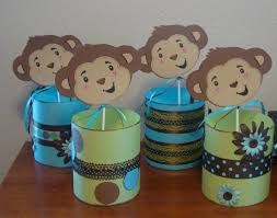 monkey ideas for baby shower baby shower decoration