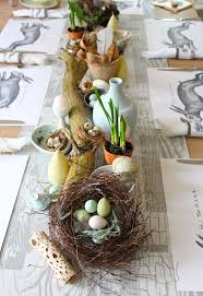 Easter Table Decorations For Sale by Top 47 Lovely And Easy To Make Easter Tablescapes Amazing Diy
