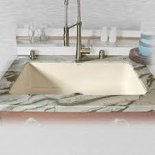 Single Undermount Kitchen Sinks by Ceco Delray Single Bowl Undermount Kitchen Sink
