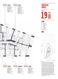 sqm to sqft montagu house plans by ballymore group issuu