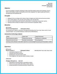 Sample Resume For Auto Mechanic by Cover Letter Example For Customer Service Representative Cover