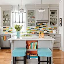 kitchen backsplash colors 39 best colorful kitchen backsplashes images on