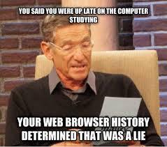 Lie Detector Meme - lets get acquainted with the maury lie detector meme caveman