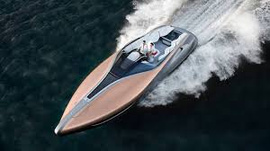 lexus truck concept lexus u0027s sport yacht concept could be the luxury boat of your