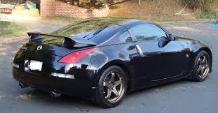 nissan 350z black rims black z with bronze nismo rims pics please my350z com nissan