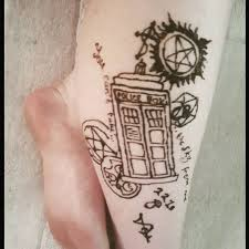 the 25 best tardis tattoo ideas on pinterest doctor who tattoos