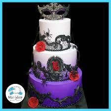 sweet 16 cakes lace sweet 16 cake blue sheep bake shop