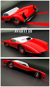 pixel race car studebaker avanti iii by pixel pencil on deviantart